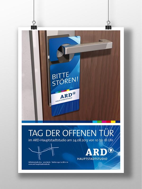 """Kampagne """"Tag der offenen Tür"""" – ARD Hauptstadtstudio"""