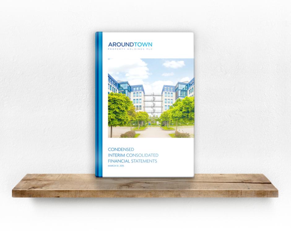 Geschäftsbericht – Aroundtown Property Holdings PLC_Cover
