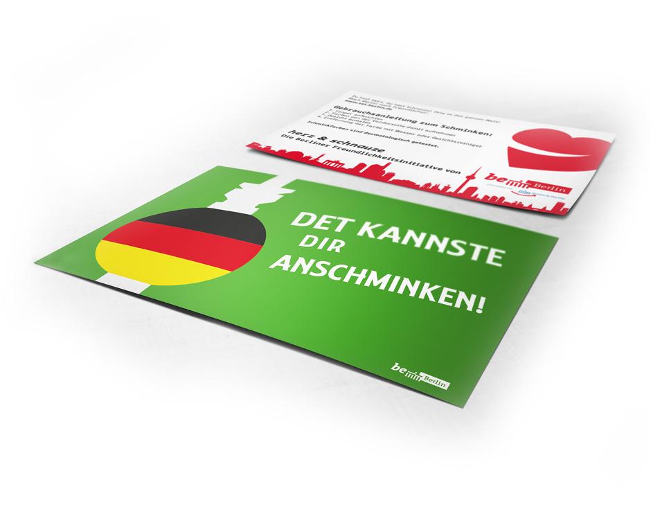 Schminkkarte – visit Berlin