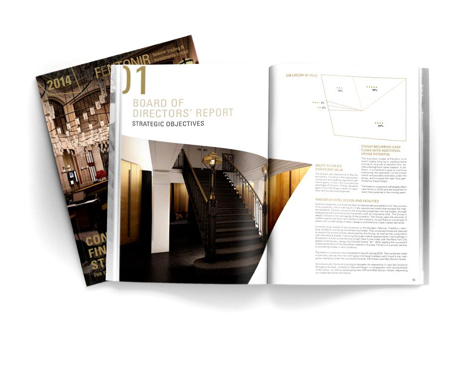 Geschäftsbericht – FENTONIR Trading & Investments Limited