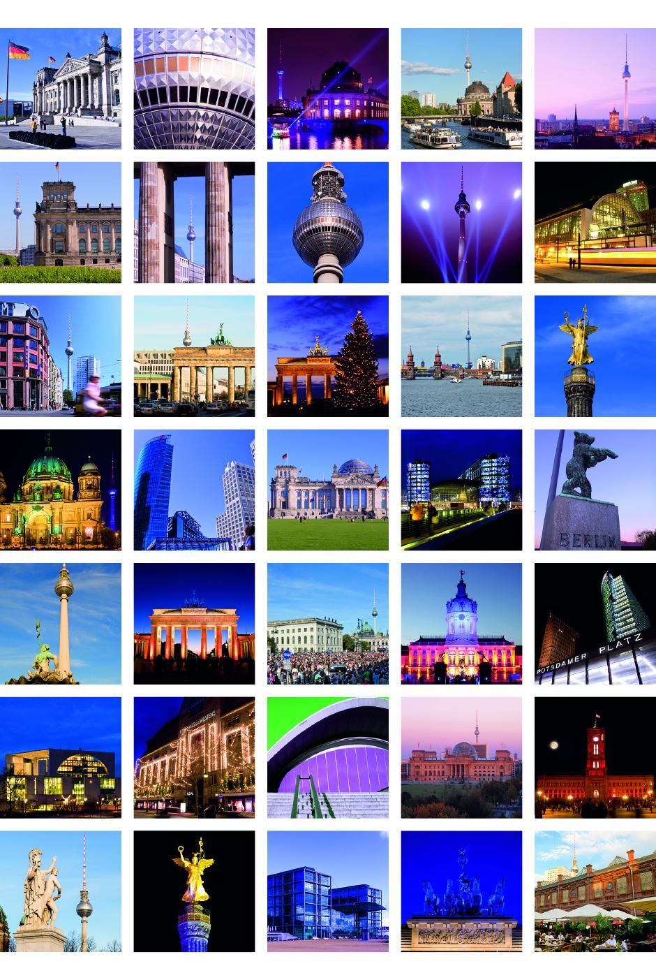 Kartenmotive Fernsehturm Berlin