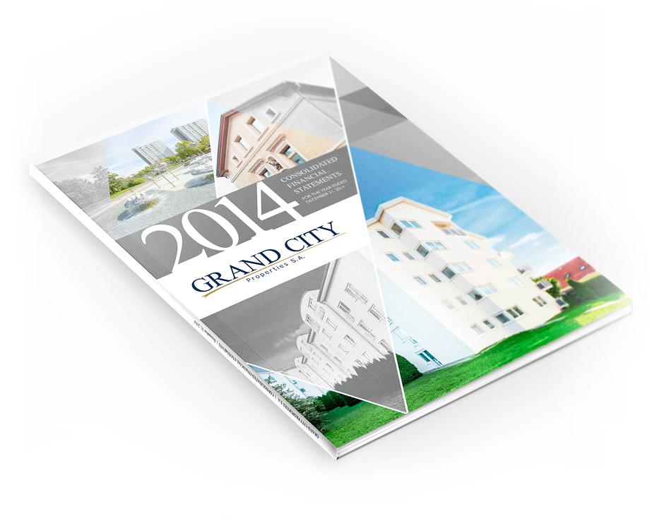 Geschäftsbericht – Grand City Properties S.A.