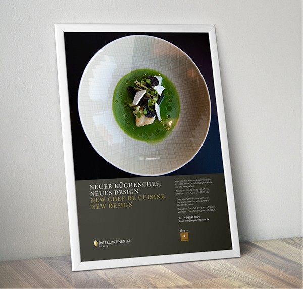 Plakate – InterContinental Berlin