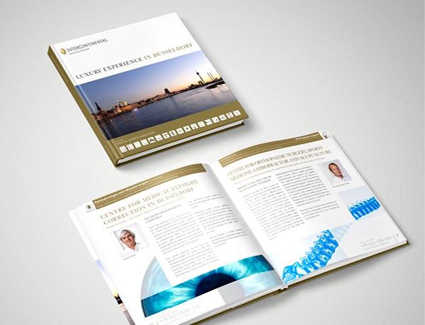 Medical Experts Dusseldorf Broschüre – InterContinental Düsseldorf