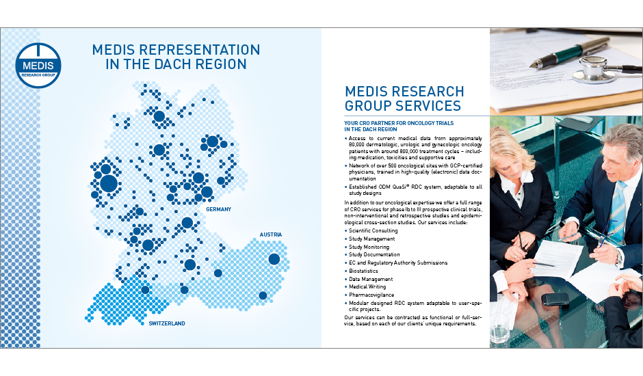 Broschüre – MEDIS RESEARCH GROUP