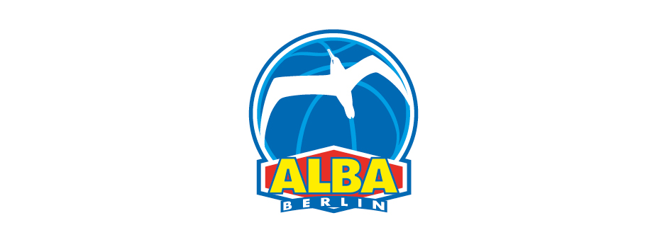 Logodesign ALBA BERLIN Basketballteam
