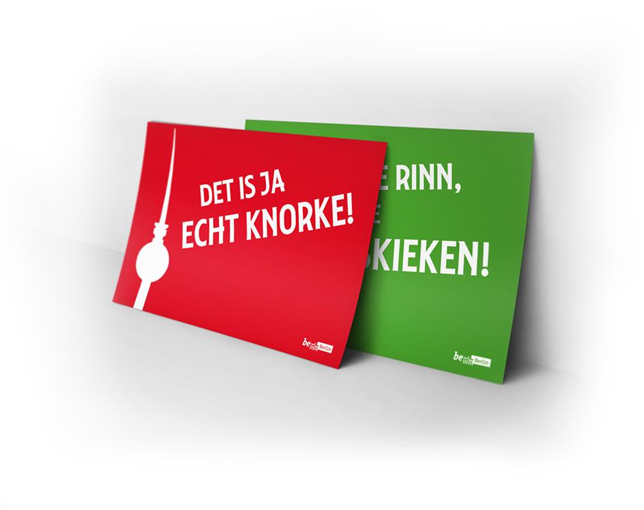 Postkarten – visit Berlin