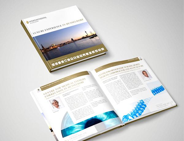 MED Broschüre – InterContinental Düsseldorf