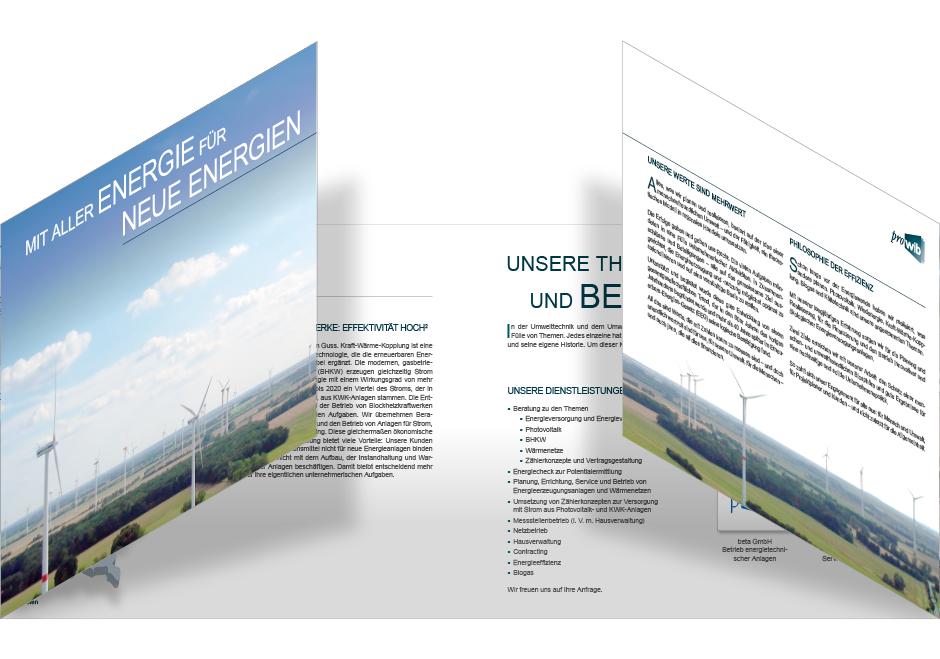 Broschüre – prowib GmbH
