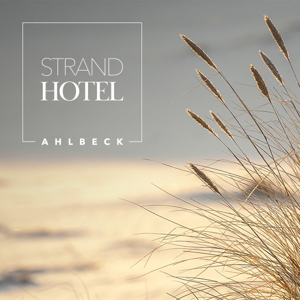 Corporate Design – Strandhotel Ahlbeck