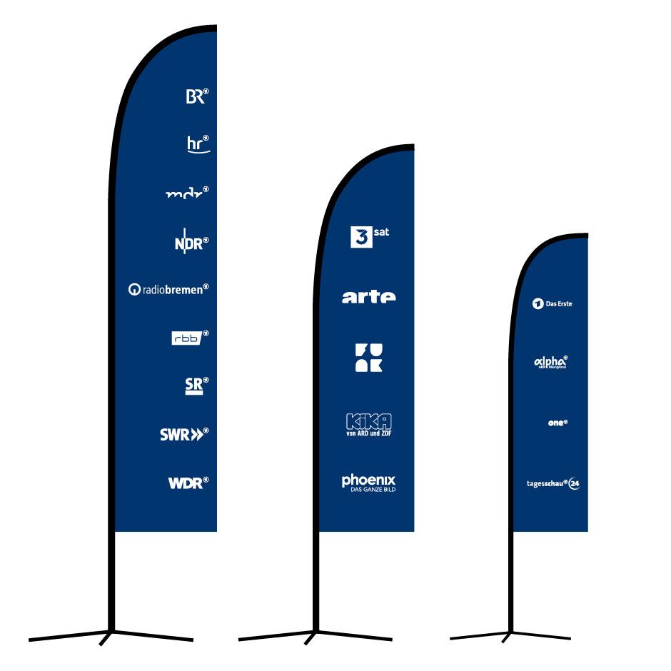 Beachflag Tag der offenen Tür 2019