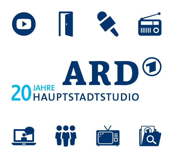 Kampagne Tag der offenen Tür 2019 – ARD Hauptstadtstudio